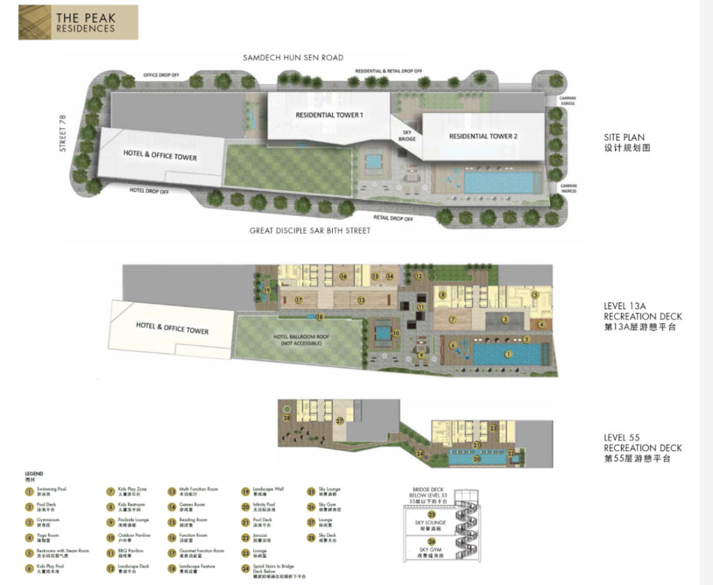 the-peak-residences-site-plan